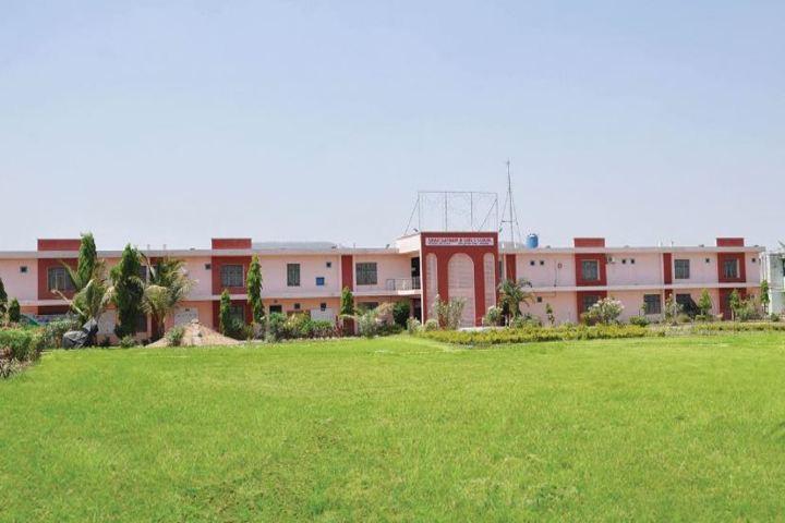 Shah Satnam Ji Girls School-Campus View