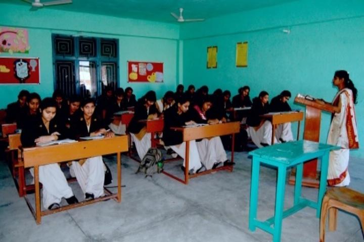 Shah Satnam Ji Girls School-Classroom