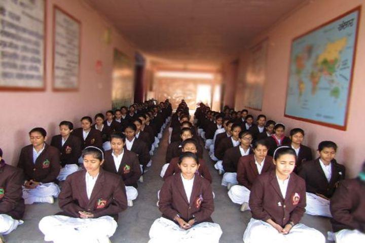Shah Satnam Ji Girls School-Yoga