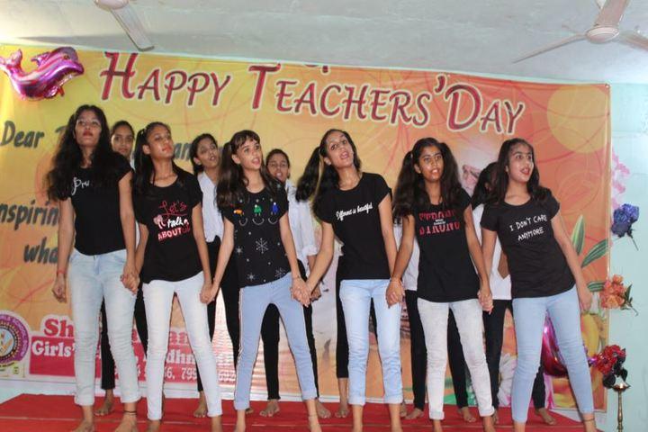 Shah Satnam Ji Girls School-Dance