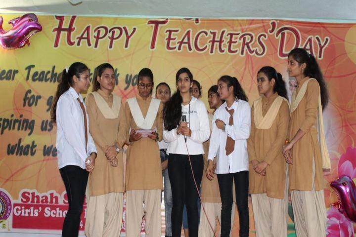 Shah Satnam Ji Girls School-Singing
