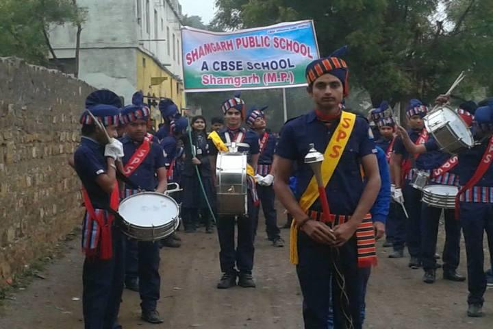 Shamgarh Public School-Activity