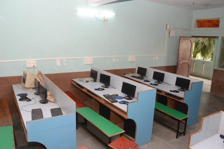 Shamgarh Public School-Computer Lab