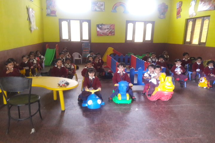 Shamgarh Public School-Kindergarden