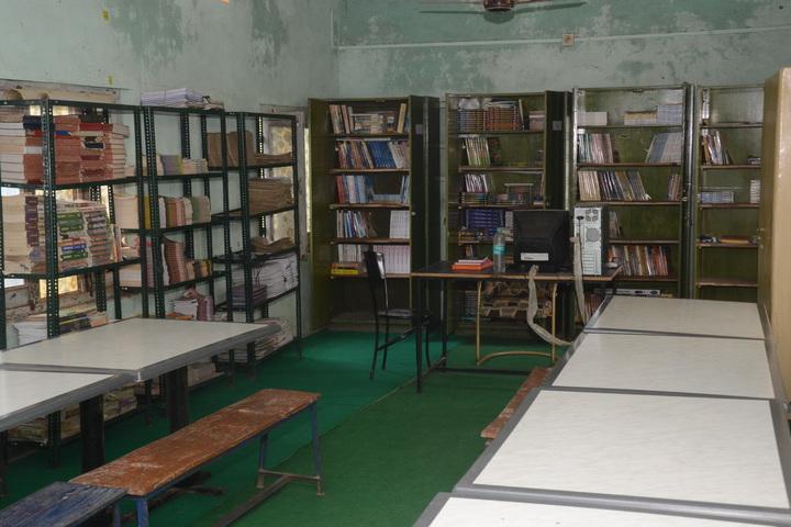 Shamgarh Public School-Library
