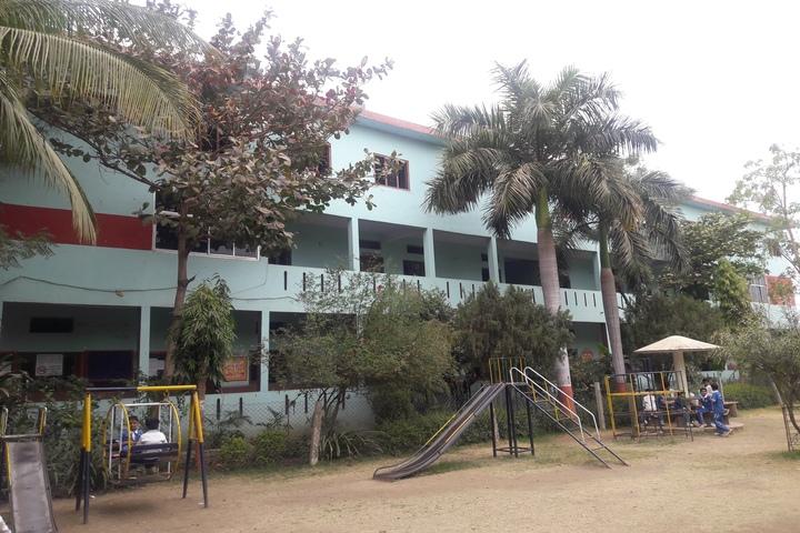 Shamgarh Public School-Play Area