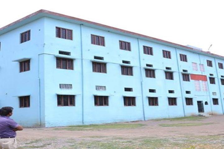 Shamgarh Public School-School Building
