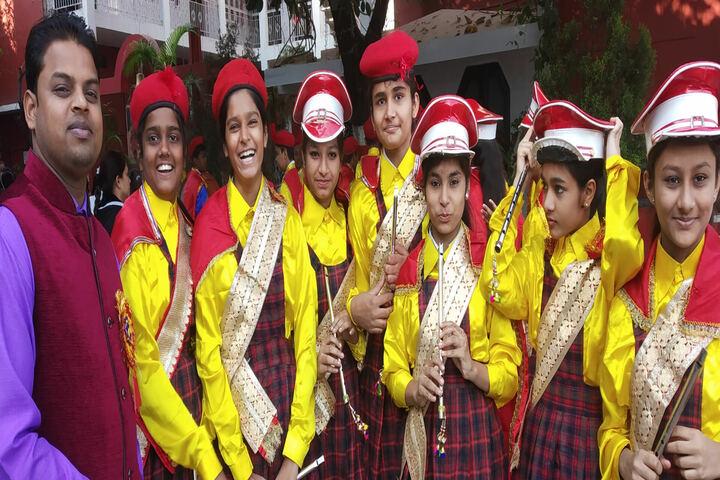 Shanti Niketan Montessori Higher Secondary School-Others