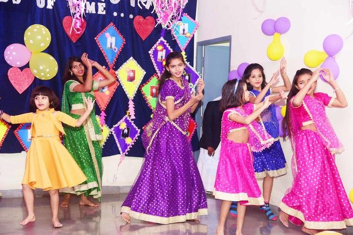 Shanti Nilaya High School-Annual day
