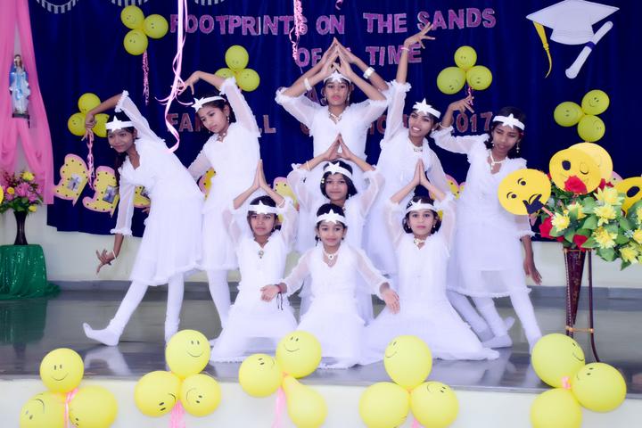 Shanti Nilaya High School-Dance