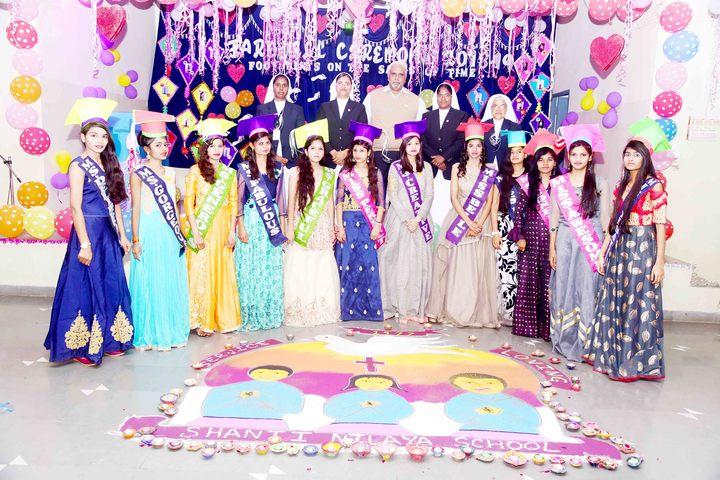 Shanti Nilaya High School-Farewell-Ceremony