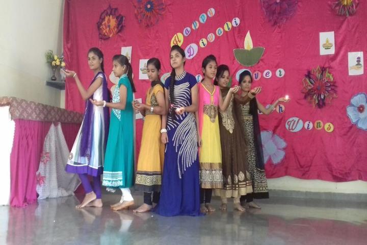 Shanti Nilaya High School-Festival Celebration