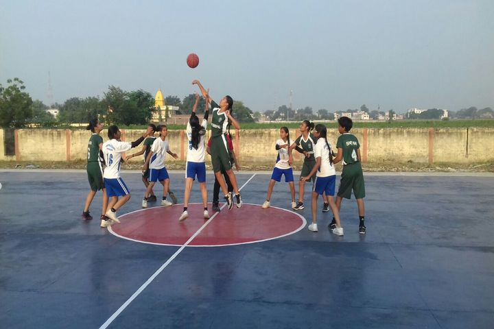 Shanti Nilaya High School-Games