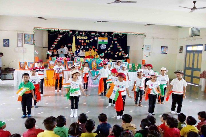 Shanti Nilaya High School-Independance day Celebration
