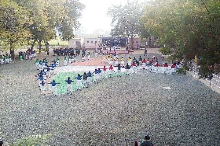 Shanti Nilaya High School-Republic day Celebration
