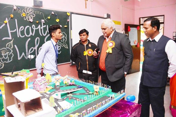 Shanti Nilaya High School-Science Exhibition