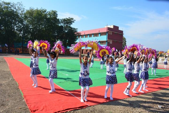 Shanti Nilaya High School-Sports day