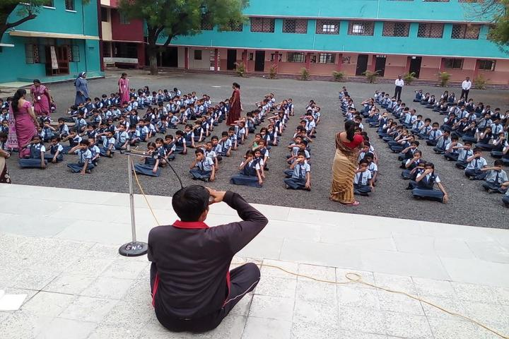 Shanti Nilaya High School-Yoga