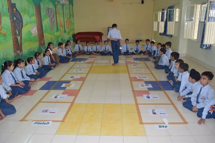 Shanti Public Higher Secondary School-Activities