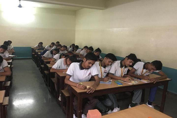 Shanti Public Higher Secondary School-Classroom
