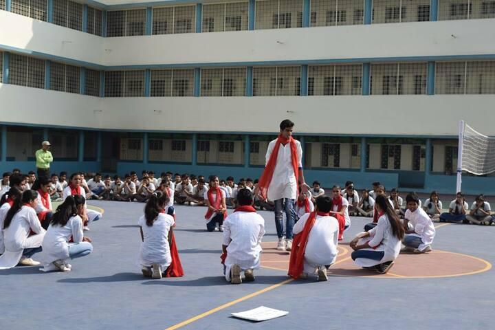 Shanti Public Higher Secondary School-Cultural Event
