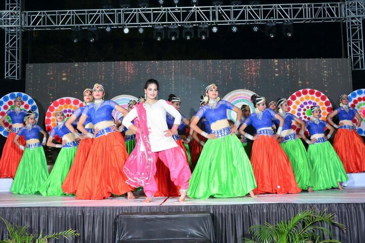 Shanti Public Higher Secondary School-Dance