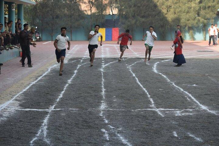 Shanti Public Higher Secondary School-Games