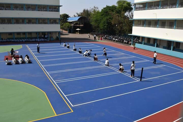 Shanti Public Higher Secondary School-Play Ground