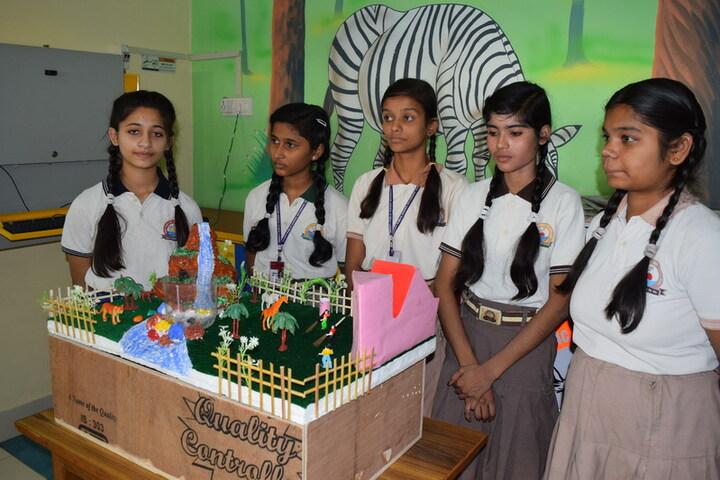 Shanti Public Higher Secondary School-Science Exhibition