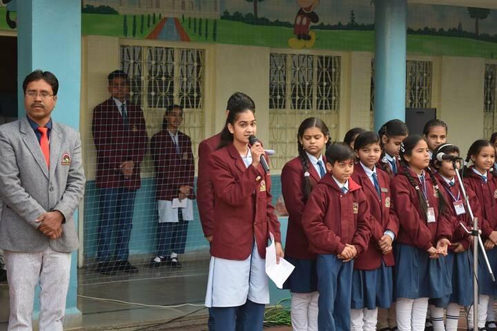 Shanti Public Higher Secondary School-Singing