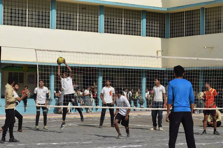 Shanti Public Higher Secondary School-Sports