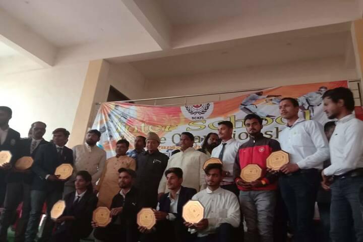Sharda Vidya Mandir-Awards