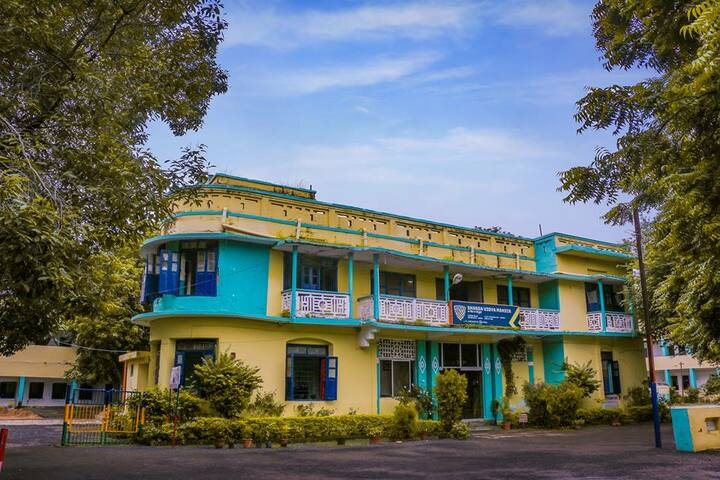 Sharda Vidya Mandir-Campus View