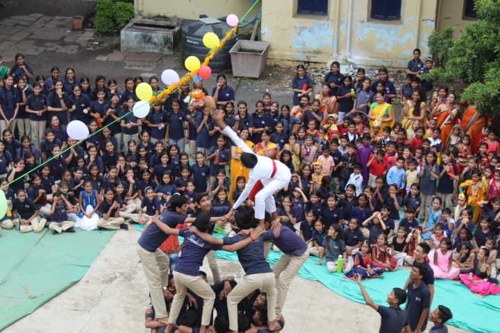 Sharda Vidya Mandir-Festival Celebrations