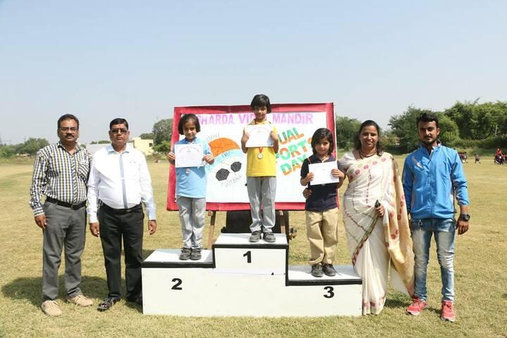 Sharda Vidya Mandir-Sports Champions