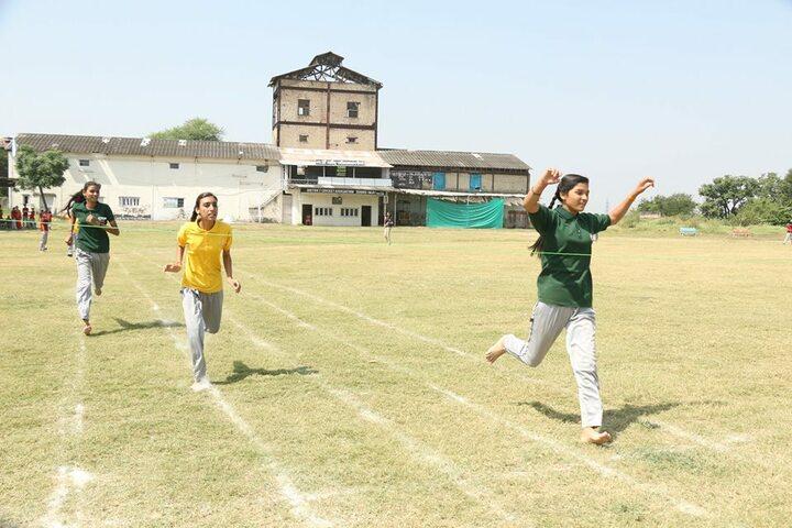 Sharda Vidya Mandir-Sports Day