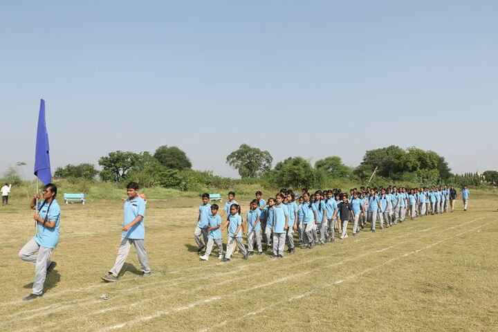 Sharda Vidya Mandir-Sports Meet