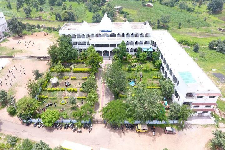 Sharada Vidhya Mandir-Campus Outlook
