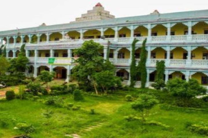 Sharada Vidhya Mandir-Campus