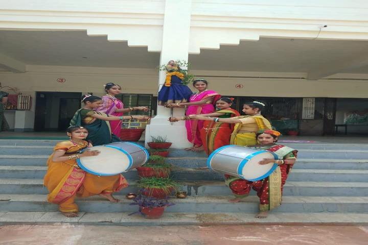 Sharada Vidhya Mandir-Cultural Event