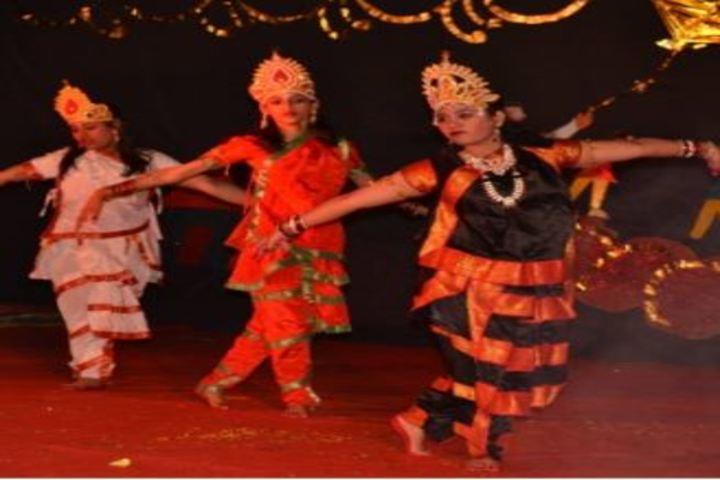 Sharada Vidhya Mandir-Dance