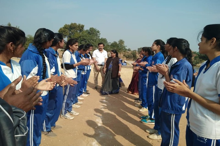 Sharada Vidhya Mandir-Sports Team