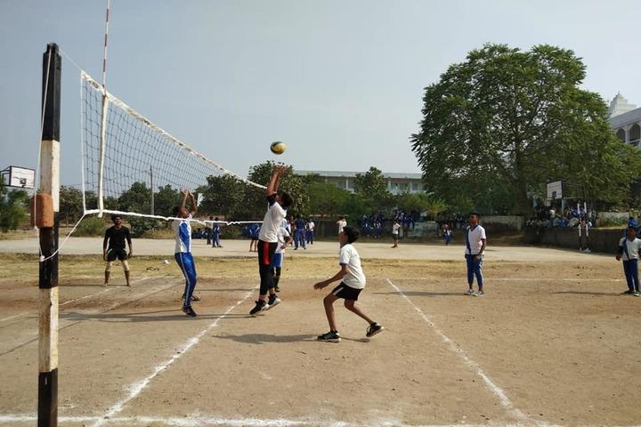 Sharada Vidhya Mandir-Sports