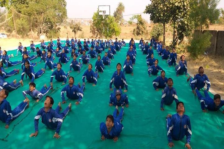 Sharada Vidhya Mandir-Yoga