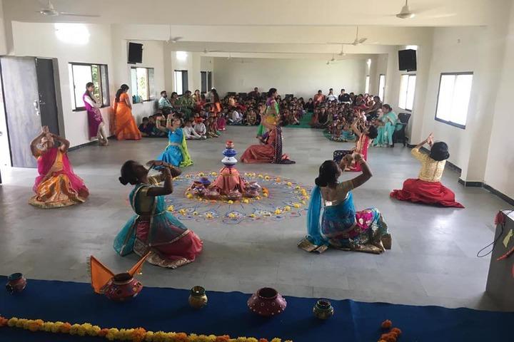 Sharda Vidya Mandir-Festival Celebration