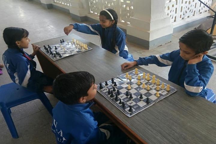 Sharda Vidya Mandir-Indoor Games