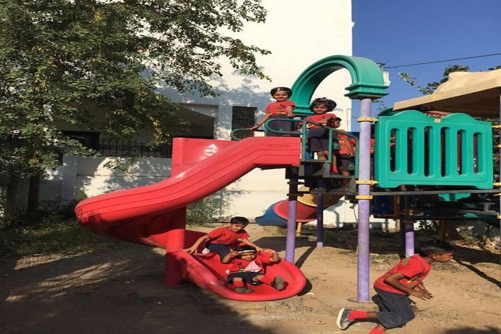 Sharda Vidya Mandir-Kindergarten