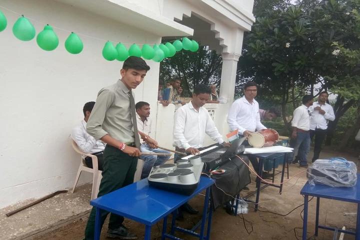 Sharda Vidya Mandir-Music