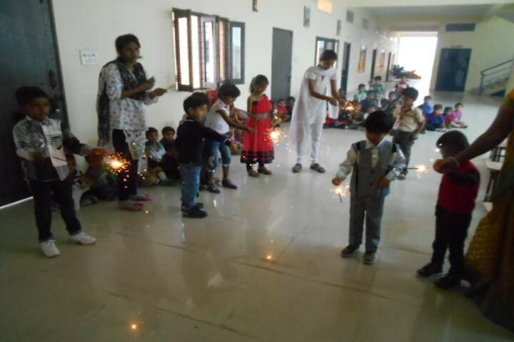 Sharon International School-Diwali Celebrations