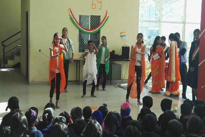Sharon International School-Independence Day